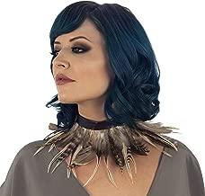 Zucker Feather (TM) - Natural Feather Choker
