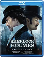 Sherlock Holmes Collection (Sherlock Holmes / Sherlock Holmes: A Game of Shadows) [Blu-ray] [Import]