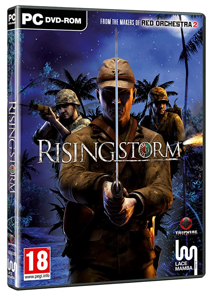 リクルート関連付ける愛されし者Rising Storm (PC) (輸入版)