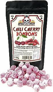 Chili Cherry Bonbon - leicht scharf - 200g - RED DEVILS TASTE - Kirschbonbon