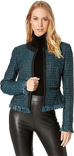 Hard Woven Chateau Tweed Jacket