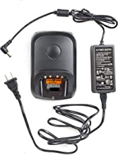 Guanshan WPLN4232 PMPN4174 Rapid Battery NO-IMPRES Charger Set for Motorola XPR7550 XPR7350 XPR6550 XPR6500 XPR6350 XPR3500 APX4000 DP3601 DP4600 Radio