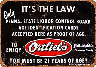 Best ortlieb's beer sign Reviews
