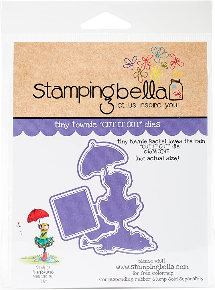 Stamping Bella CIO340DIE Cut It Out Dies-Rachel Loves The Rain