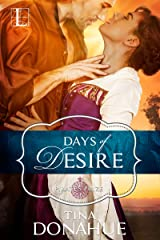Days of Desire (Pirate's Prize Book 2) Kindle Edition