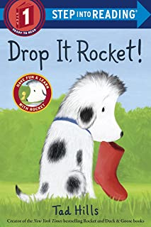 Drop It, Rocket! (Step Into Reading, Step 1)