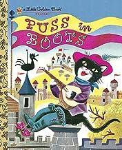 Puss in Boots (Little Golden Book)