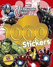 Los Vengadores. 1.000 Stickers: Libro de actividades con 1.000 pegatinas (Marvel. Los Vengadores)