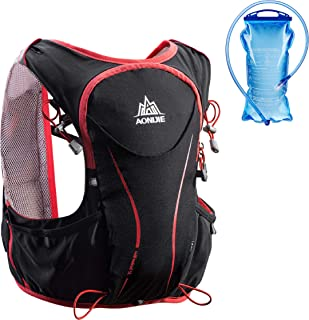 Sponsored Ad - Azarxis Hydration Pack Backpack 5L Outdoors Marathoner Running Race Hydration Vest - Hiking, Biking, Outdoo...