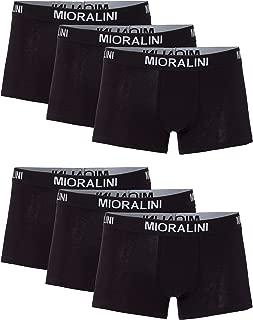 6 x HEAD Boxershorts Hipster Pant Short top  Basic Fashion Mode blau Sparpack