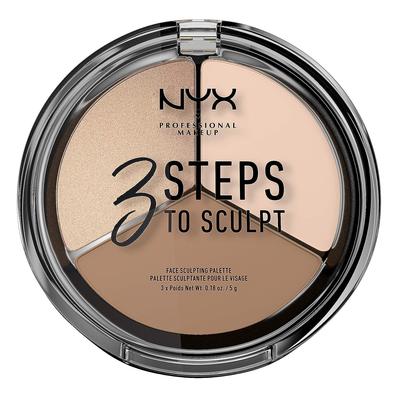 Sale price NYX PROFESSIONAL MAKEUP 3 Steps Sculpt Max 90% OFF Face to Sculpting Contou