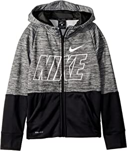 3902c68eeb Black Pure Black White. 75. Nike Kids. Therma Full Zip ...