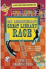 Mr Lemoncello's Great Library Race (Mr Lemoncello 3) Kindle Edition