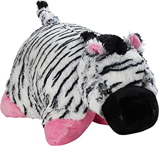 Pillow Pets Signature, Zippity Zebra, 18