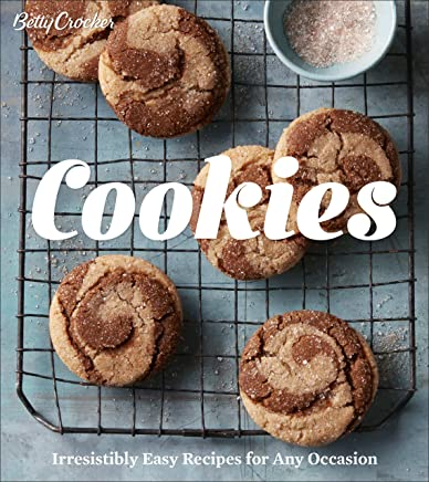 Betty Crocker Cookies: Irresistibly Easy Recipes for Any Occasion (Betty Crocker Cooking)