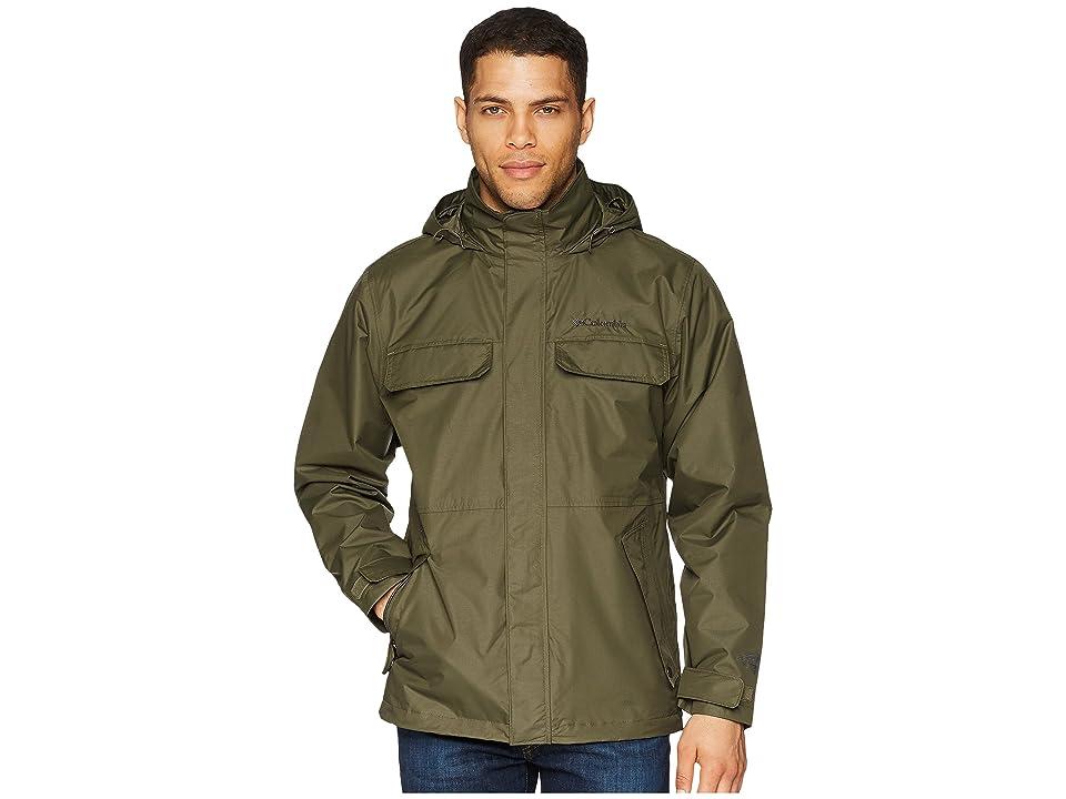 Columbia Dr. DownPour II Jacket (Peatmoss) Men