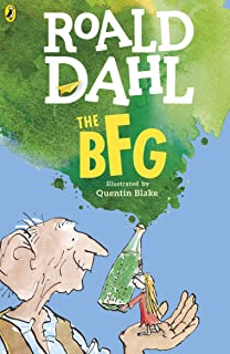 The BFG by Roald Dahl - Paperback