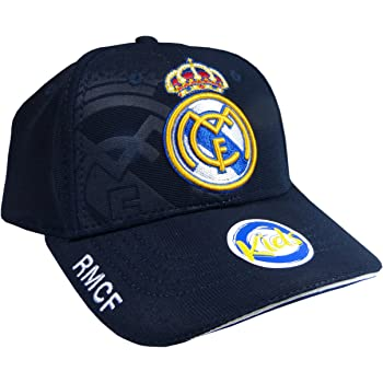 Real madrid c f - Gorra Real Madrid C.F. Nº 12 Junior: Amazon.es ...