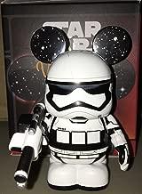 Star Wars The Force Awakens First Order Stormtrooper Disney Vinylmation 3 Figure