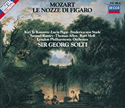 Best mozart marriage of figaro Reviews
