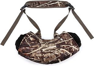 Hunting Fleece Hand Muff Pak Warmer Outdoor Camouflage Thinsulate Insulation