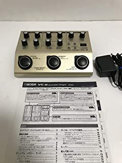 BOSS Compact Guitar Pedal (VE-8)