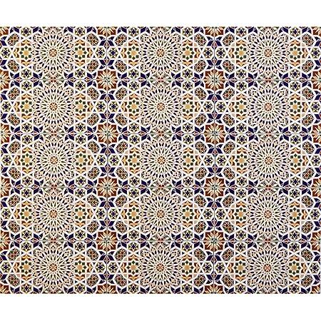 Casa Moro FL7000 Carreaux c/éramiques orientals marocains Istanbul 25 x 25 cm 1m/² d/écoration murale en relief