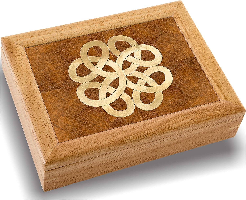 Wood Art Celtic Box Max quality assurance 72% OFF - Unique Quality USA Unmatched Handmade