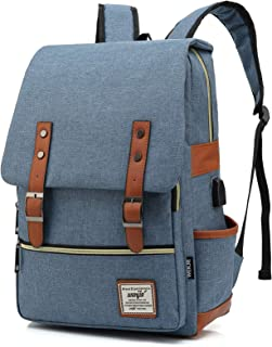 preppy college backpack