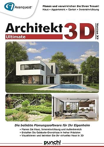 Architekt 3D X9 Ultimate - Der p...