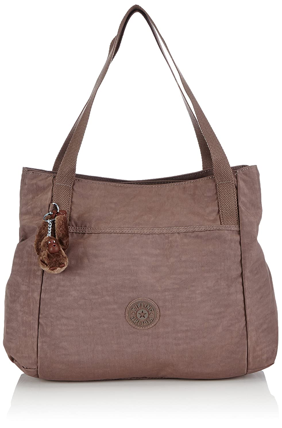 マットダニうれしい(One Size Fits All, Monkey Brown) - KIPLING Womens Pravia Shoulder Bag