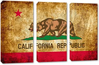 california canvas art