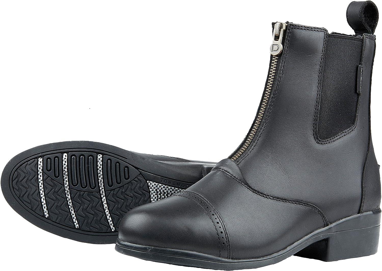 Dublin Ladies Apex Zip Paddock Boots