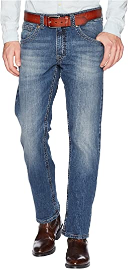 Wrangler - Rock 47 Slim Straight Denim
