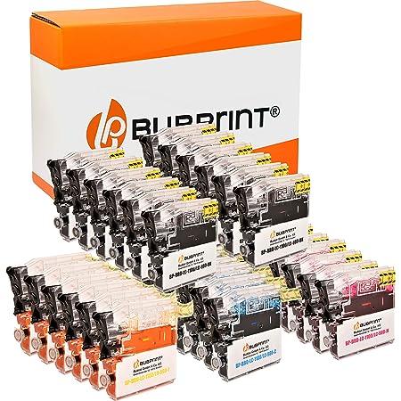 30 Bubprint Druckerpatronen Kompatibel Für Brother Lc 1100 Lc 980 Für Dcp 145c Dcp 195c Dcp 165c Mfc 250c Mfc 490cw Mfc 5490cn Mfc 5890cn Mfc 6490cw Bürobedarf Schreibwaren