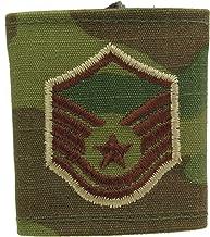 USAF Gortex Loop Rank Chief Master Sergeant Desert 2 Colors 310