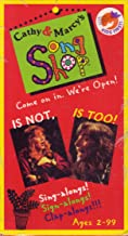 Cathy & Marcy's Song Shop: Is Not, Is Too! VHS