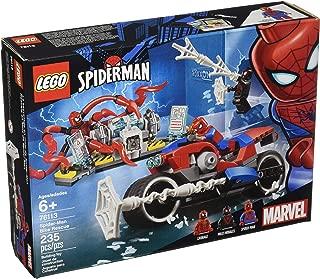 LEGO Marvel Spider-Man: Spider-Man Bike Rescue 76113...