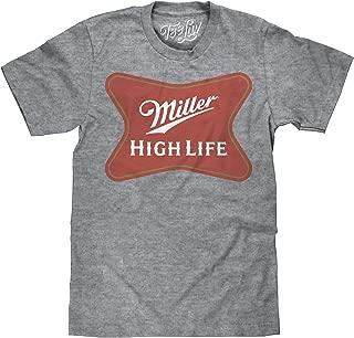 Miller High Life Shirt - Miller Beer Logo T-Shirt