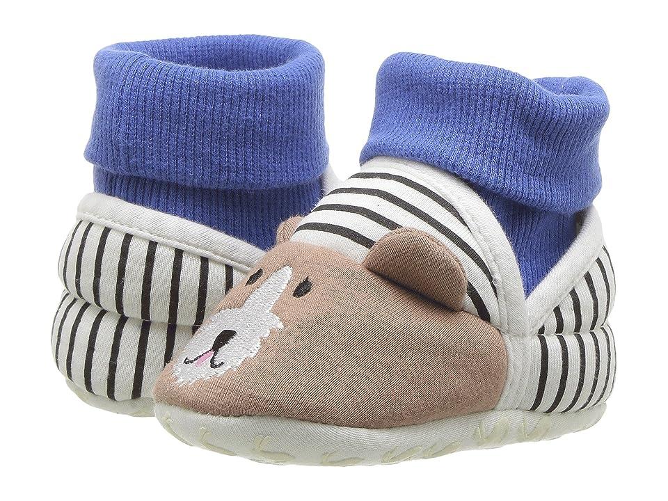Joules Kids Nipper Slipper (Infant) (Dog) Boys Shoes