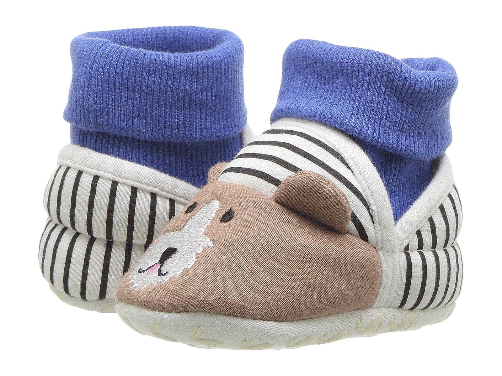 Joules Kids Nipper Slipper (Infant)Atmospheric grades have affordable shoes