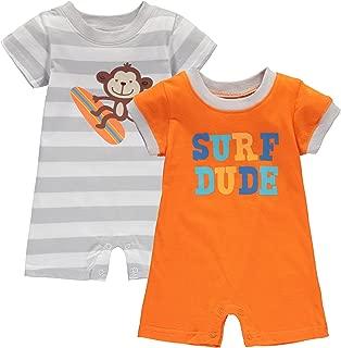 Efbj Newborn Baby Girls Rompers Sleeveless Cotton Jumpsuit,Shell Black Bodysuit Winter Pajamas
