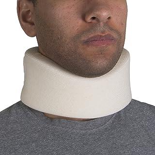"OTC Cervical Collar, Soft Foam, Neck Support Brace, Medium (Narrow 2.5"" Depth Collar)"