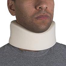 "OTC جراحی گردن رحم، نرم فوم، گردن پشتیبانی، متوسط (باریک 2.5 ""عمق یقه)"