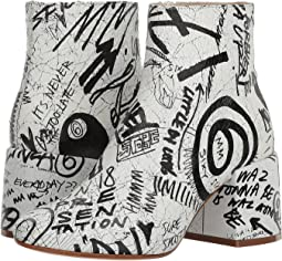 MM6 Maison Margiela - Fragile Scribble Boot
