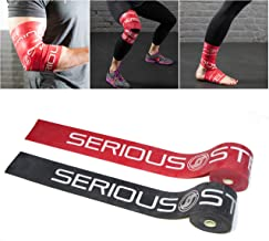 Serious Steel Mobility & Recovery (Floss) Bands |Compression Band | Tack & Flossing Band (7' L x 2
