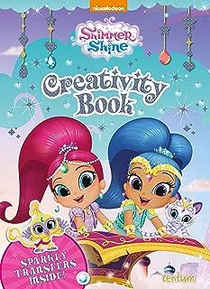 Shimmer & Shine Tattoo Book