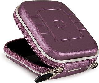 VanGoddy Mini Glove Sleeve Pouch Case for SVP Aqua 5500 Waterproof Digital Cameras and Screen Protector Sky Blue