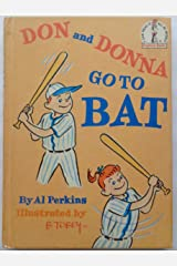 Don and Donna Go to Bat Hardcover