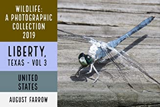 Wildlife: 3 Days in Liberty, Texas - 2019: A Photographic Collection, Vol. 3 (Wildlife: Liberty, Texas)